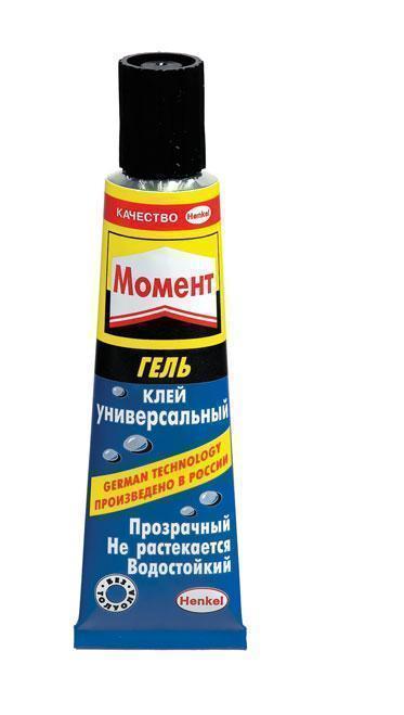Клей Момент-1 125г гель Henkel 614884