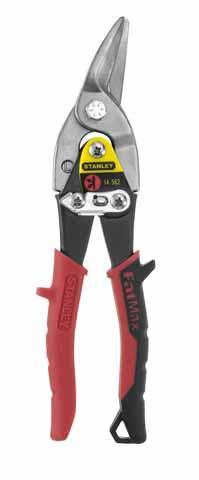 Ножницы для металла 250мм левая резьба STANLEY 2-14-562