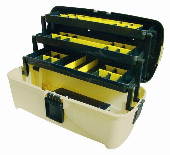 Ящик для инструмента 46,5х23х25см Элит Пласт Е-45