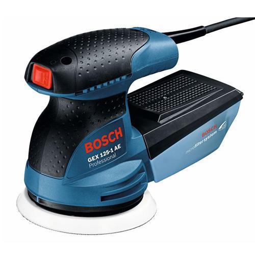 �������������� ���������� Bosch GEX 125-1 AE (0601387501)