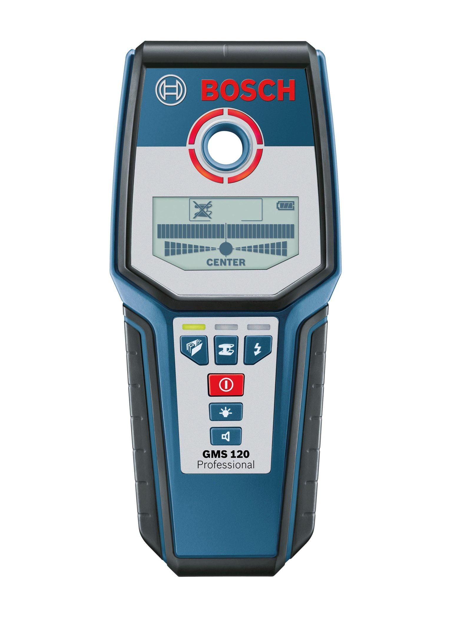 Детектор цифровой универсальный BOSCH GMS 120 0.601.081.000