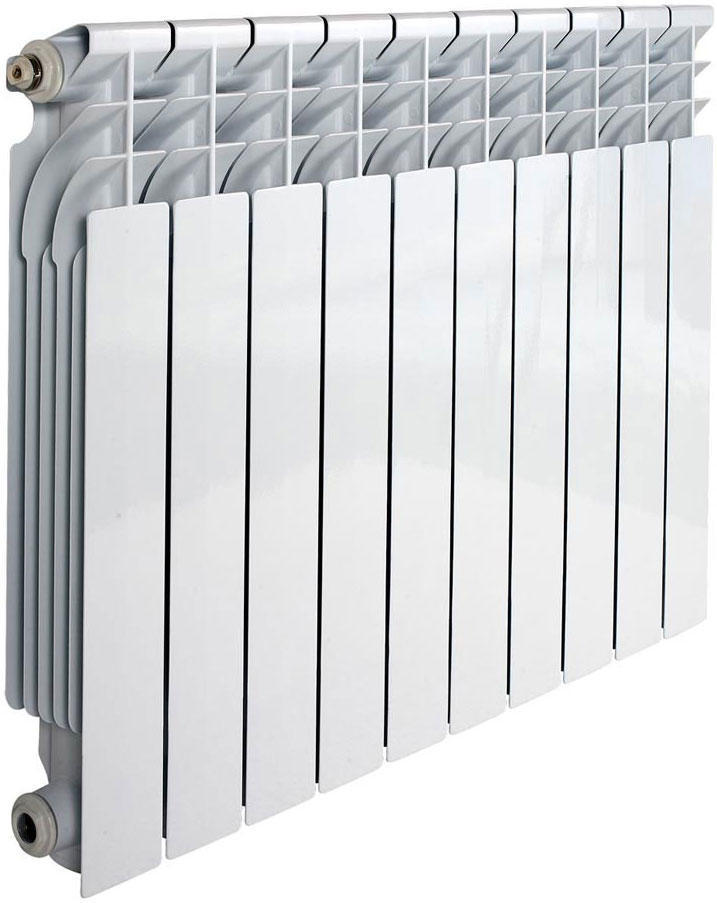 Биметаллический радиатор radena 500 1 секция