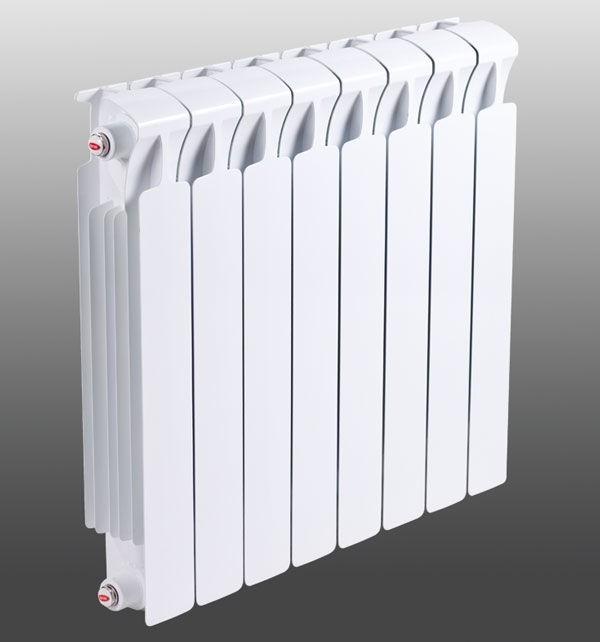 Радиатор биметаллический RIFAR Monolit 500/100 14 секций 500x100x14