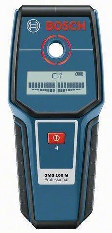 Детектор цифровой универсальный BOSCH GMS 100 M 0.601.081.100