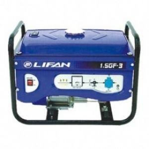 Генератор бензиновый Lifan 1.5GF-3