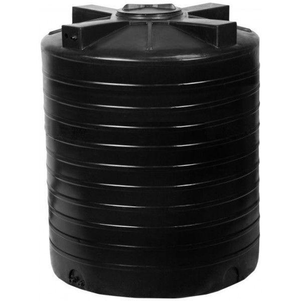 Бак для воды ATV-750л черный с поплавком