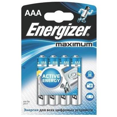 Батарейка AAA Maximum 4шт