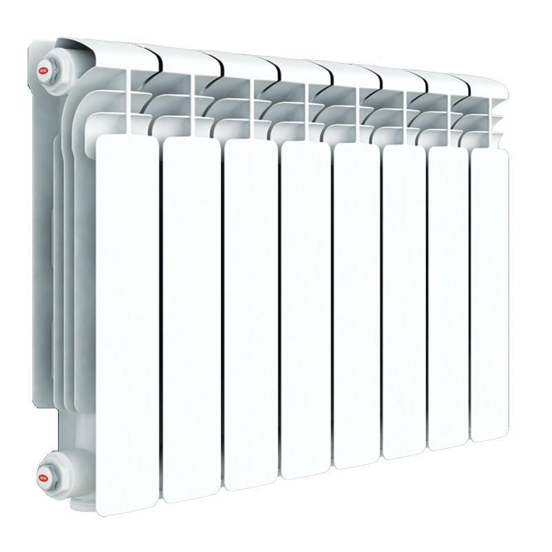Радиатор алюминиевый RIFAR Alum 350/90 8 секций