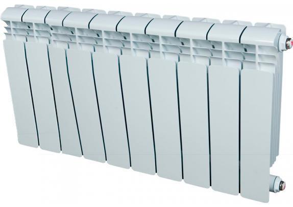 Радиатор алюминиевый Rifar Alum 350/90 12 секций