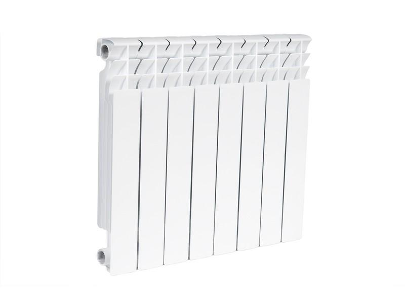 Радиатор биметаллический Konner, 8 секций, 500/80 (1176127)