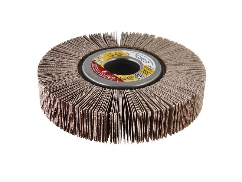 Круг шлифовальный лепестковый 150х30х32мм К 80