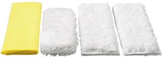 Набор салфеток Karcher Steam+Cleam Kit 2.863-172