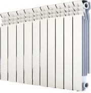 Радиатор биметаллический RIFAR B 200/100 10 секций 200x100x10