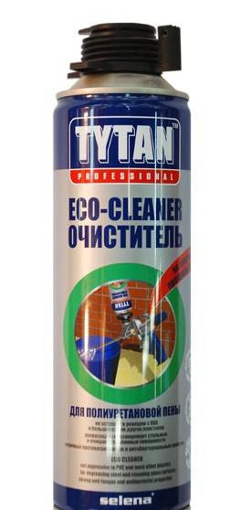 Очиститель монтажной пены 500мл TYTAN 45813