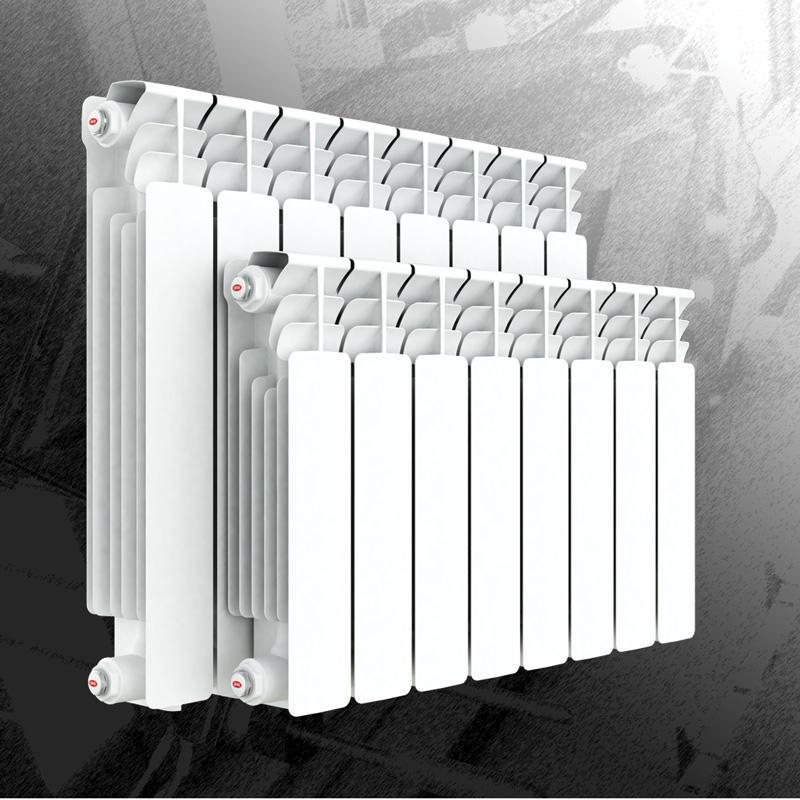 Радиатор биметаллический RIFAR Forza 500/100 6 секций