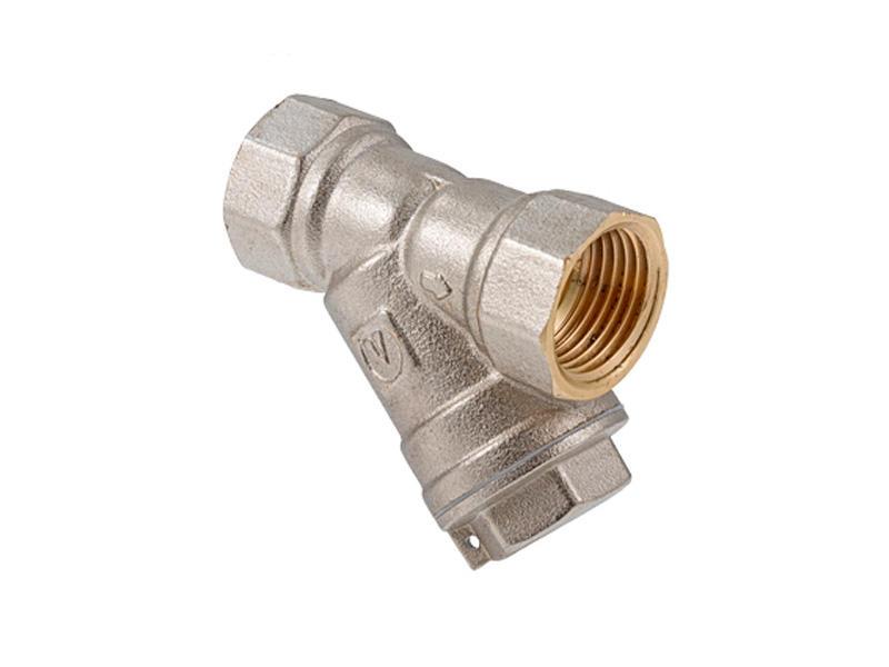 """Фильтр сетчатый для воды муфтовый 1"""" (4/64) Valtec VT.192.N.06"""