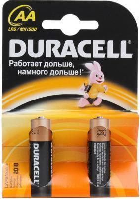 Батарейка AA MN1500 K2 2шт Duracell 81267329