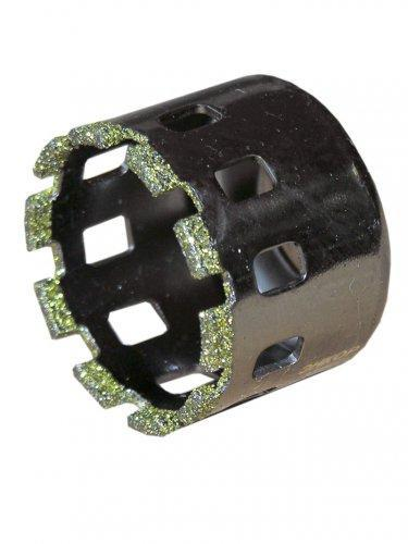 Коронка для керамогранита ф57мм алмазная