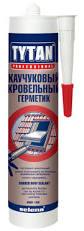 Герметик каучуковый кровельн красн 310мл