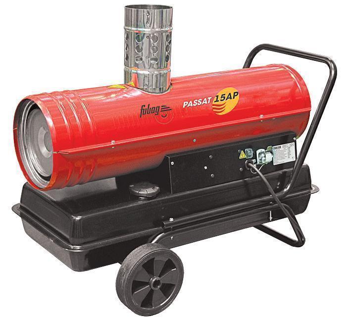Нагреватель жидкотопливный Fubag Passat 15АР