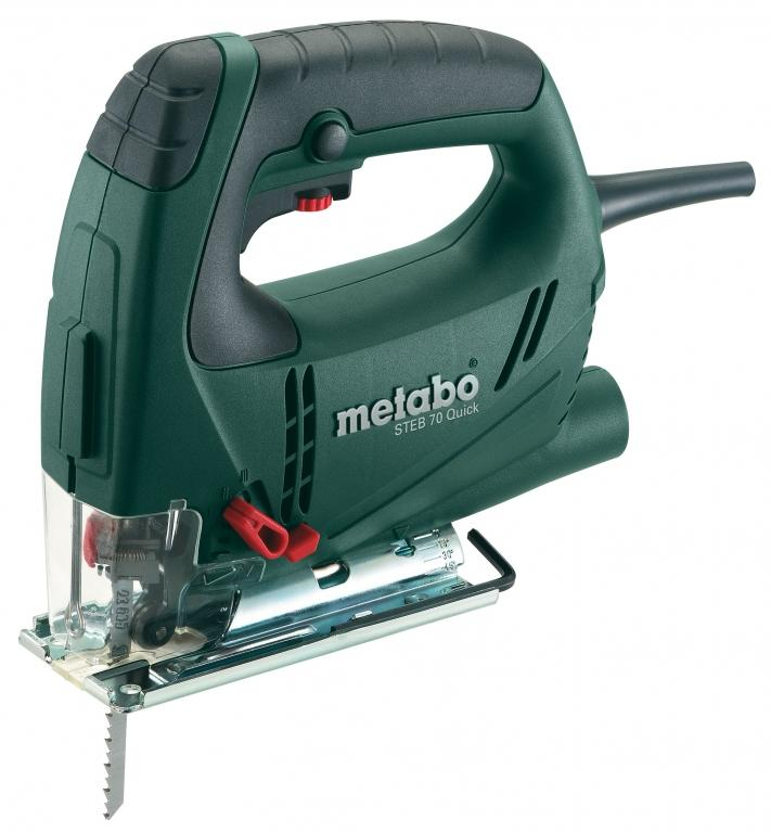 Лобзик Metabo STEB 70 Quick кейс