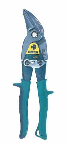 Ножницы для металла 250мм усиленные правая резьба STANLEY 2-14-568