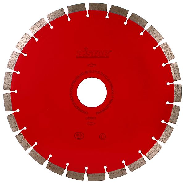 Круг алм ф500х4,0х15х90-36 Sandstone 1500
