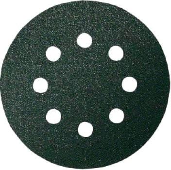 Шлифкруг ф125 на липкой основе 8 отверстий для камня k 400 ( 5шт) BOSCH 2 608 605 121
