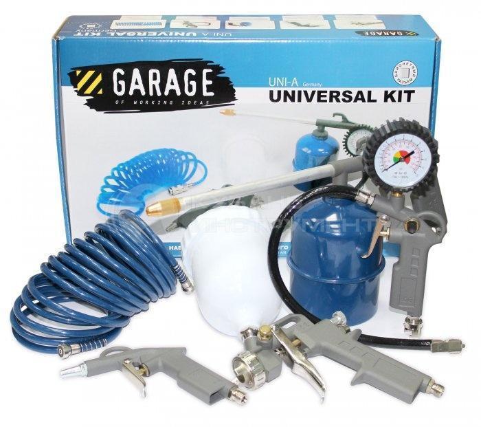 Набор краскораспылителей Garage UNIVERSAL UNI-A (8085320)