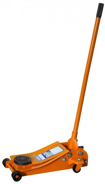 Домкрат OMBRA 3т 90-458мм гидравлический подкатный