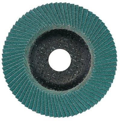 Круг лепестковый 125мм K80 Inox Novoflex Metabo 623197000