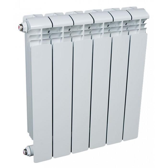 Радиатор алюминиевый RIFAR Alum 500/90 6 секций