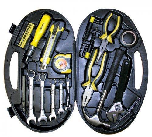 Набор инструмента 28 предметов в кейсе Энкор 57052