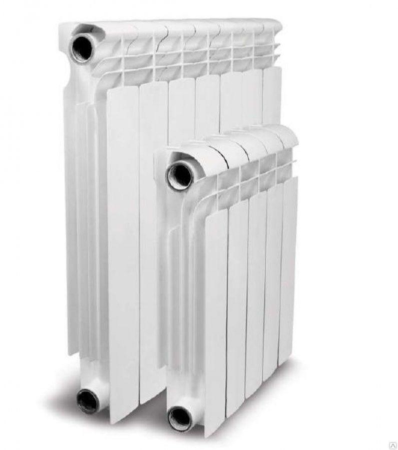 Радиатор биметаллический KONNER 80/500 4 секции