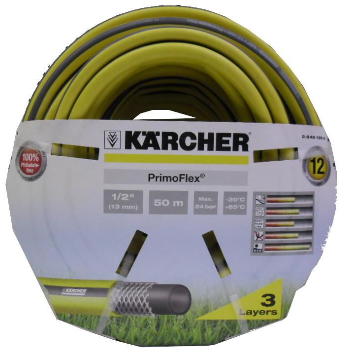 "Шланг PrimoFlex 1/2"" 50м Karcher 2.645-139"