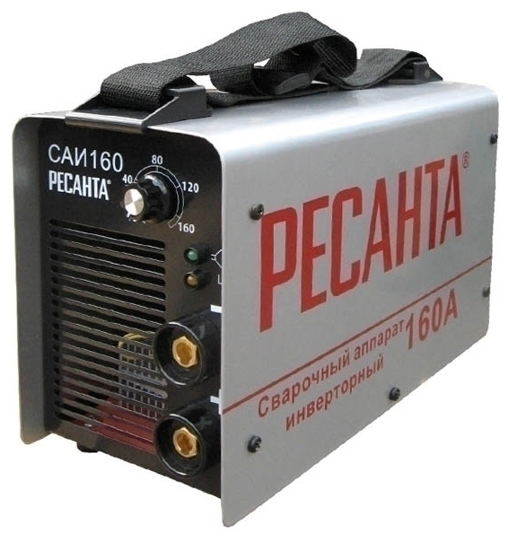 Сварочный аппарат Ресанта САИ 160 + Щиток