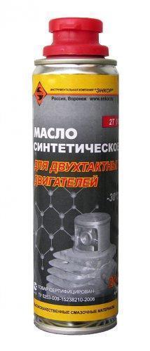 Масло для 2-х тактного двигателя синтетическое 200мл/20 ЭНКОР НАНОТЕК 2Т Ультра