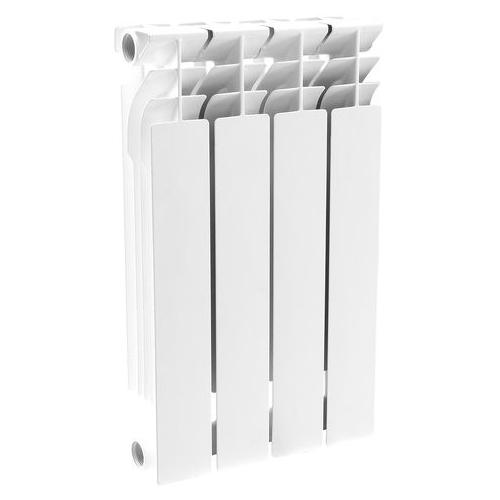 Радиатор алюминиевый GARANTERM EFFECT 100/500 6 секций (Garanterm Effect 500 x6)