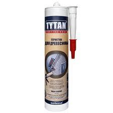 Герметик для древесины бук 310мл TYTAN 31632
