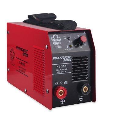Сварочный аппарат Patriot Power 170DC
