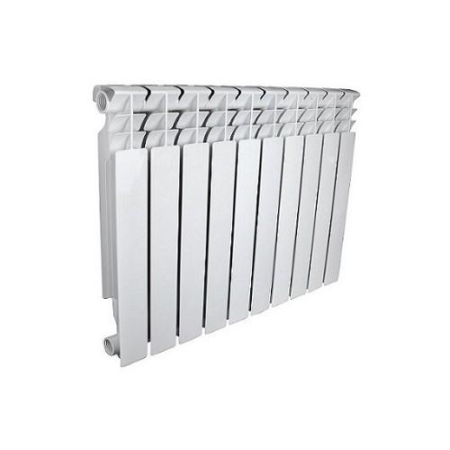 Радиатор биметаллический Royal Thermo BiLiner 500/87 10 секций серебро 500x87x10