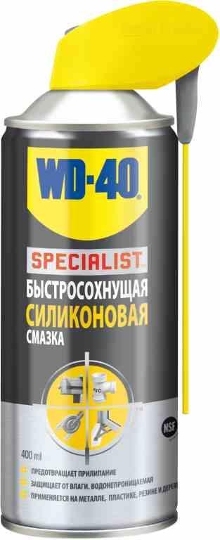 ������ ����� �������� SPECIALIST WD-40 400��(1/12) ��-40 ������� ��� 70390