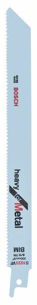 Пилки для ножовки для металла S 1025 VF 5шт BOSCH 2 608 656 265