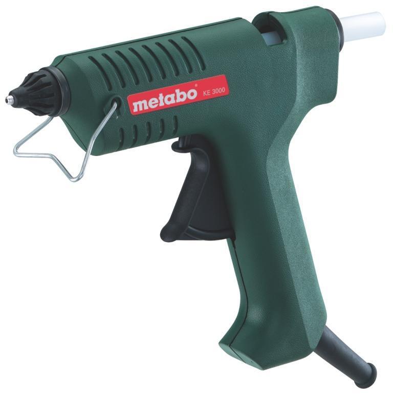 Пистолет клеевой 11мм KE 3000 Metabo 618121000