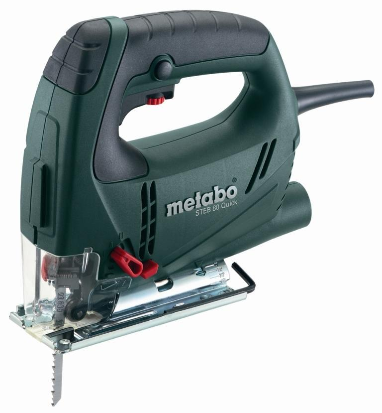Лобзик Metabo STEB 80 Quick кейс