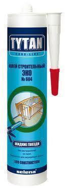 Клей строительный универсальный Eco № 604 TYTAN 02079