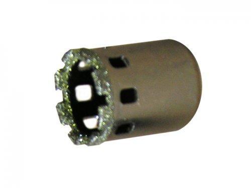 Коронка для керамогранита ф20мм алмазная