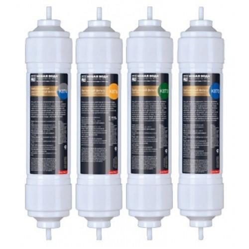 Фильтр Новая вода Expert M410 4 картриджа, 5 ступеней /2