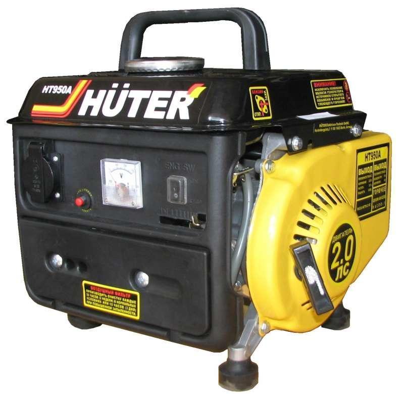 Генератор бензиновый HUTER HT950A 64/1/1