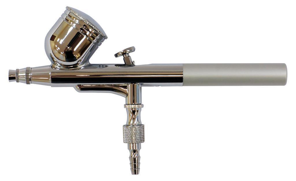 Аэрограф с набором ф 0,3мм Fubag 110107